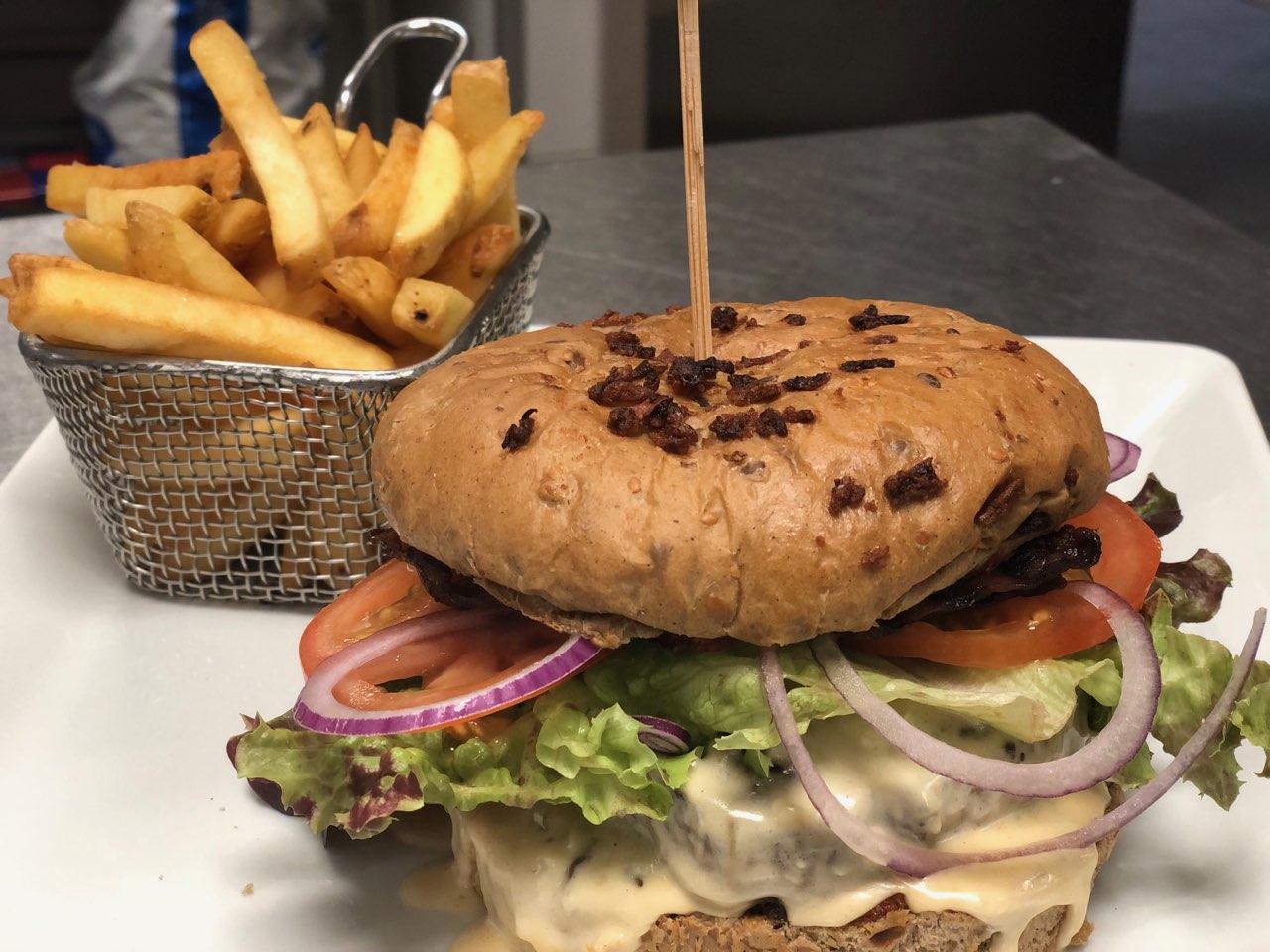 burger auberge du belvedere