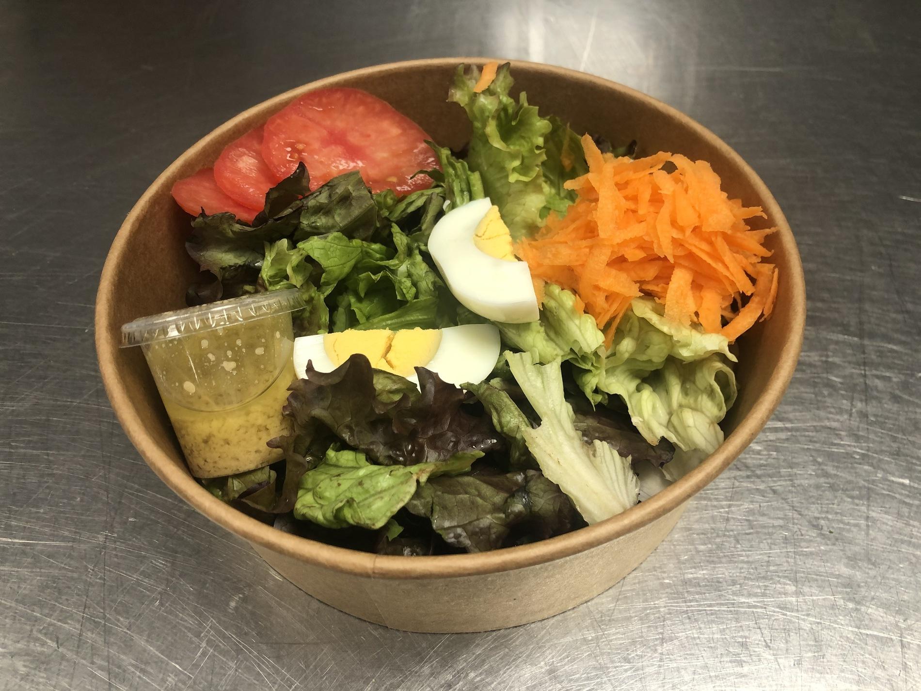 salade à emporter du belvedere